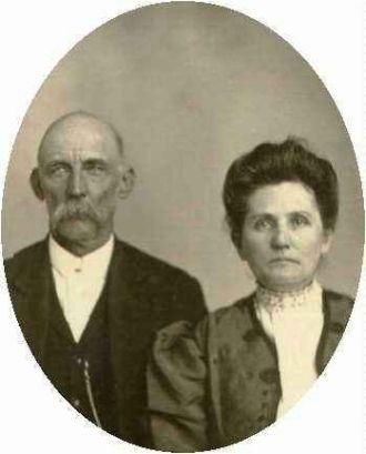 Andrew & Mador (Drew) Gore, Texas 1914
