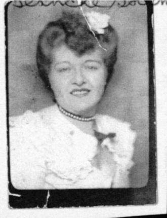 A photo of Blanche May Stone-Goben