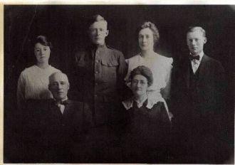 Ira Nathan Dillon Family