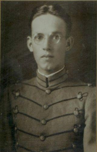 Cadet Robert Augustus Sherfesee