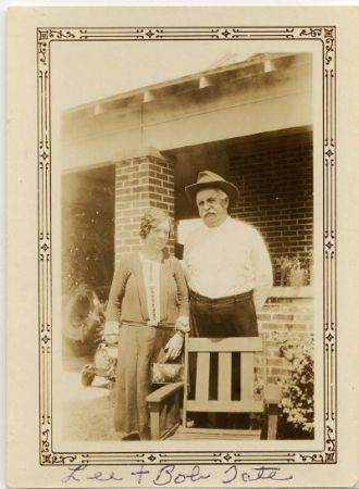George and Lee A Wilhelm Tate