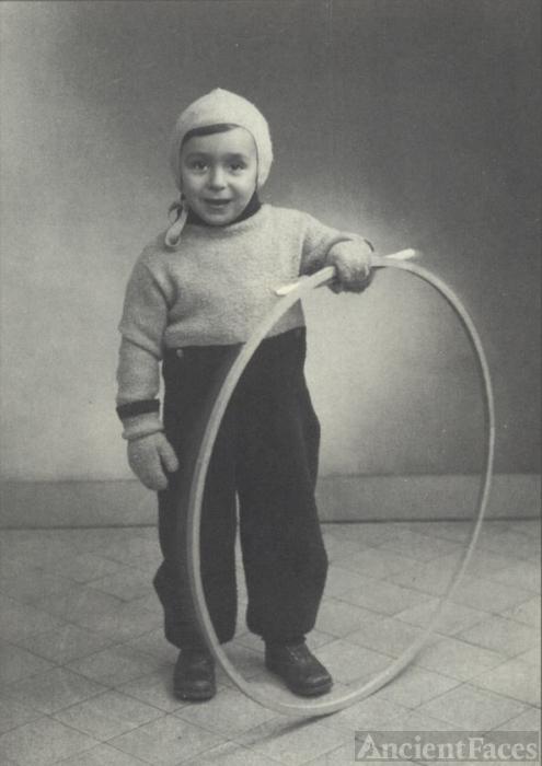 Gilbert Gluck 1940
