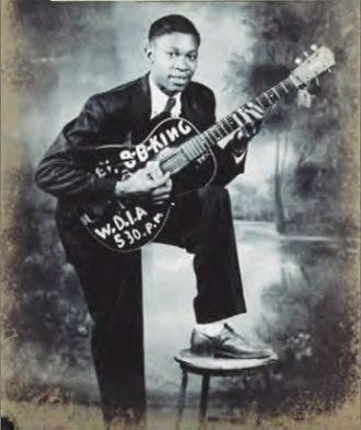 B.B. King, Blues Legend
