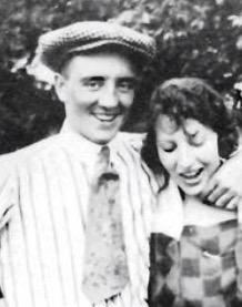 Rose and Edwin J Burke