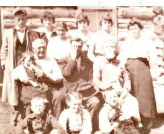 Levi Ladd Family of Minnesota