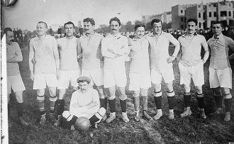 Victoria soccer team, Germany