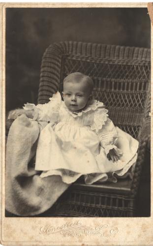 Joel Milo Olson, 6 Months Old