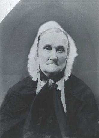 Mary (Witt) Newton