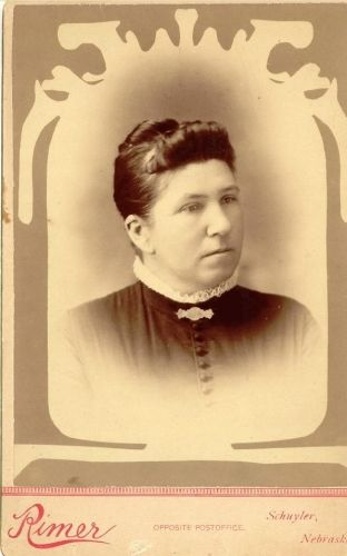 A photo of Emily Jane Jenkins