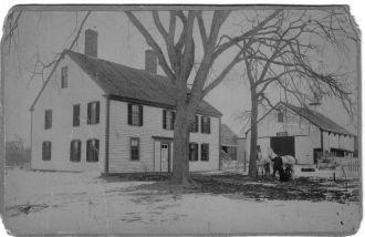Marsh House in Danvers, MA