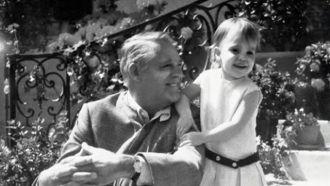 Cary Grant family