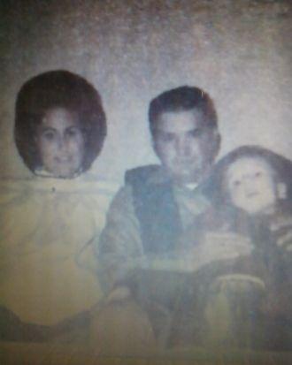 Elaine Charles Sr and Charles Jr Kennedy