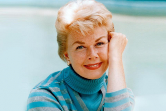 A photo of Doris Day
