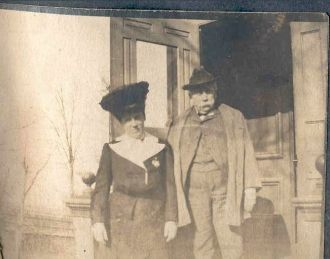 A photo of Francis Gray  Hallett