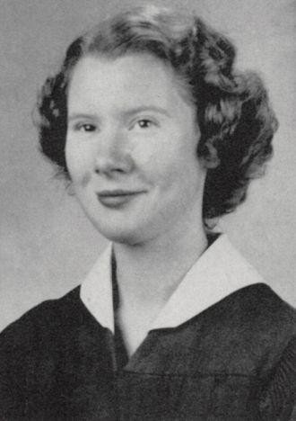 Frances Rudd, Arkansas, 1955
