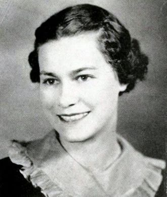 Mildred Vivian Bundy, North Carolina, 1936