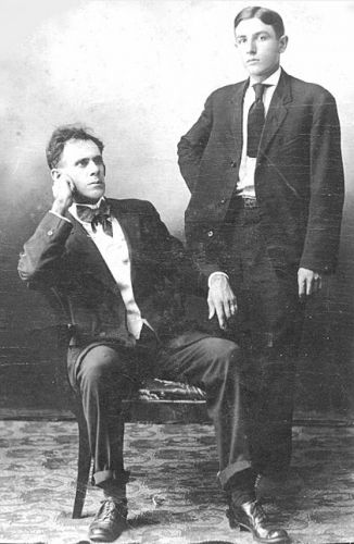 Fred P. McCord Sr & Fred McCord Jr, Iowa