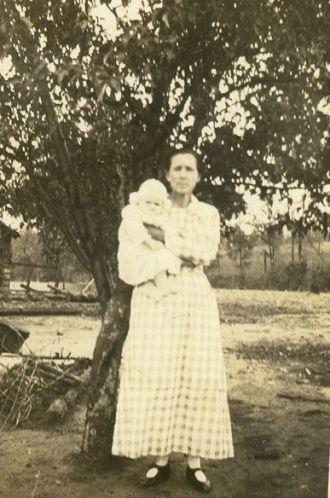 Adelaide Elizabeth King, Alabama 1924