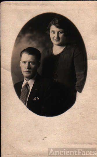 Raymond and Margaret Thompson Myers