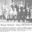 Bryan School, Class of 1918-19