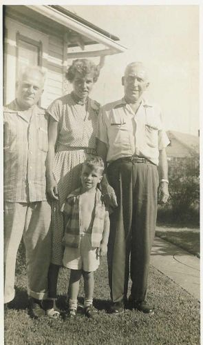 William J. Pesta Sr. & His Family Visit Indiana