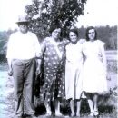 Dovie Crow and unknown relatives