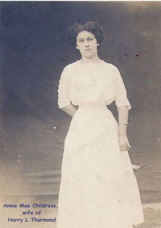Annie Mae Childress