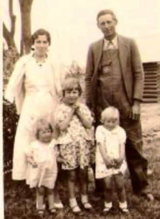 Irvin & Lovie Vinson Family, 1930's