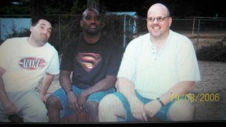John Bower, Dan King, & Jeremy Elmont, Washington