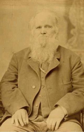 Reverend William B. Lewis