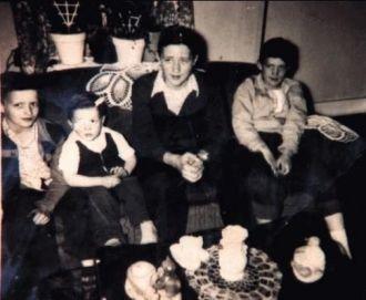 Bob, Ken, Jim and Bill Hastings