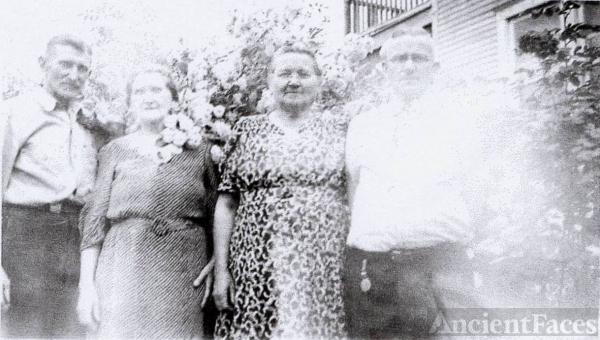 Rynkiewicz Siblings 1940