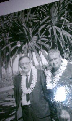 Carl Goebel, Hawaii