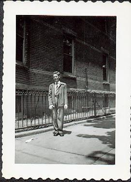 Louis Schreiner, 1954
