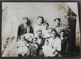 Allen Wright Family