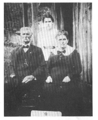A photo of John A. Matheny