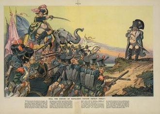 Political cartoon - Teddy Roosevelt