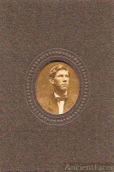 Unknown man, Alabama