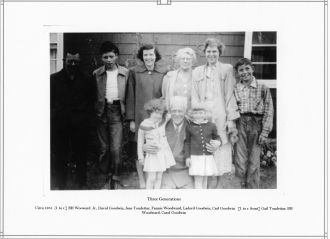 A photo of Brainard Hardy Woodward Jr.