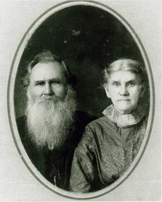 Isaac R. Lambert & Suddie Scivally 1900 TN