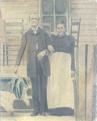 My 'Downing' Great Grandparents