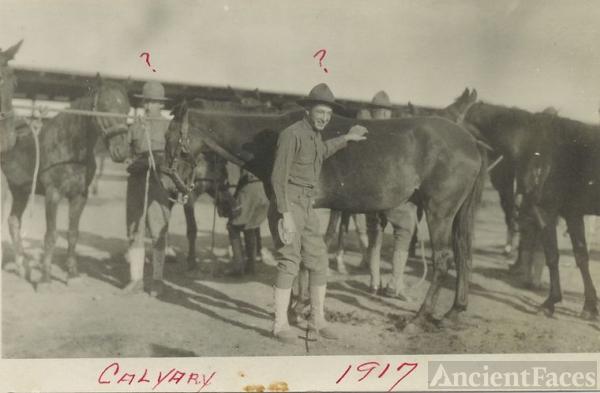 Cavalry 1917