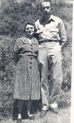 Joe  and Ida Short