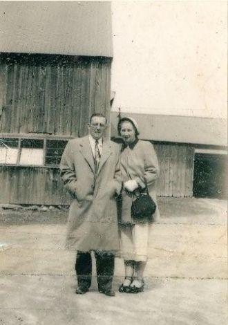Ruth and Edward