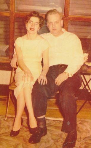 Margaret And Carl Nagel