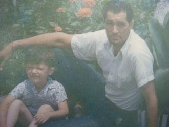 Alan & Glenn Heath, TN c1950