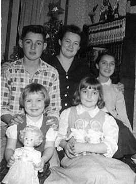 Margaret B Turner family