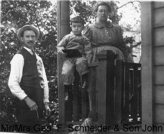 A photo of John George Schneider
