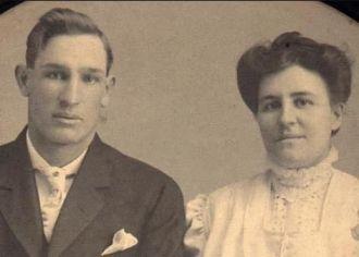 A photo of Rhoda (Aucker) Heisler