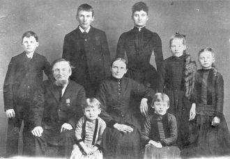 Thomas Christensen Family